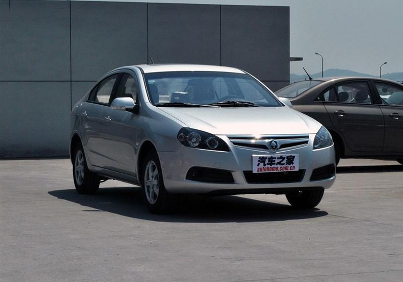 2011款三厢 1.6 MT标准型