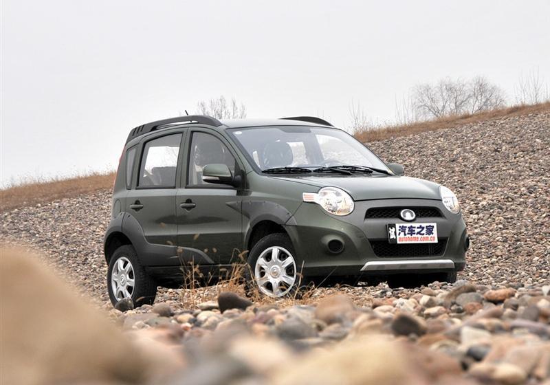 2010款1.3 四驱 舒适型