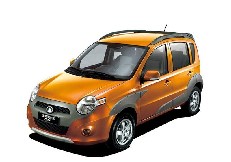 2010款1.3 四驱 豪华型