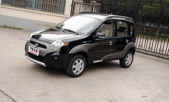 2010款1.3 四驱 尊贵型