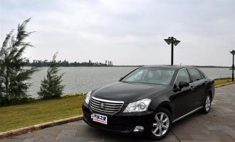 2010款V8 4.3 Royal Saloon VIP