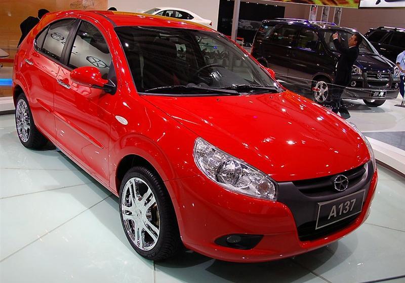 2009款RS 1.3L 豪华型AMT