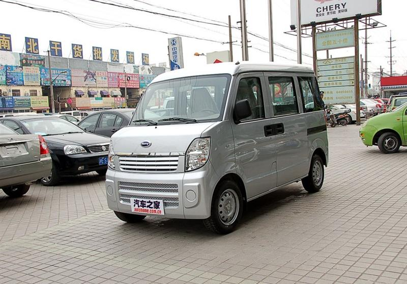 2009款1.0L基本型
