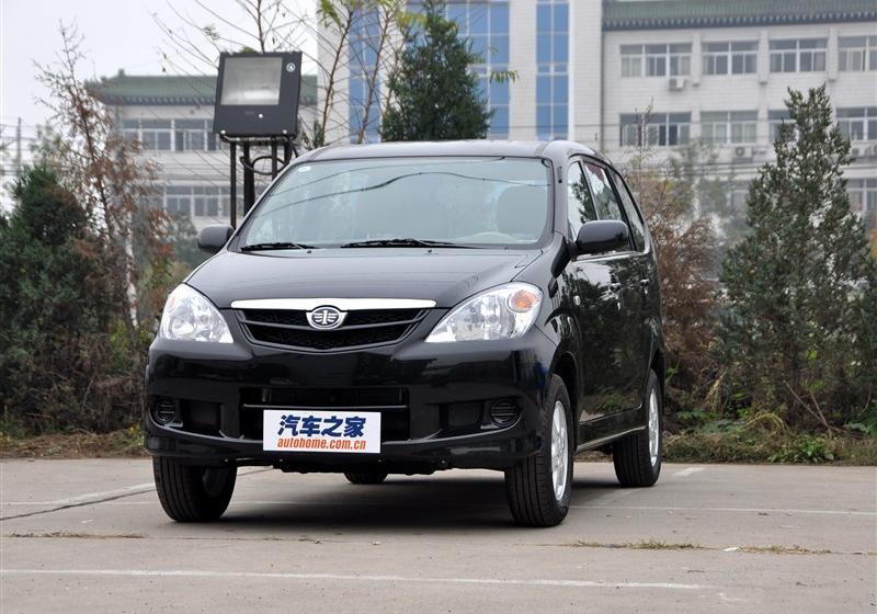 2009款1.3L 特装版 7座
