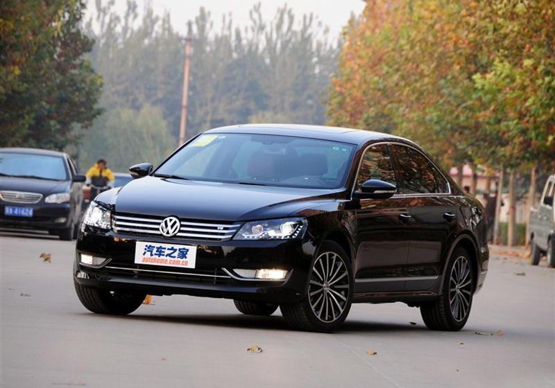 2011款3.0 V6 DSG旗舰尊享版