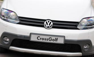 2011款Cross Golf 1.4 TSI