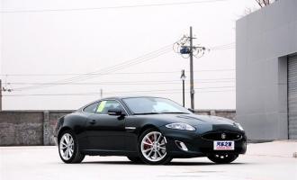 2012款XKR 5.0L V8机械增压硬顶跑车