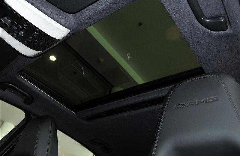 2012款 C63 AMG 动感型