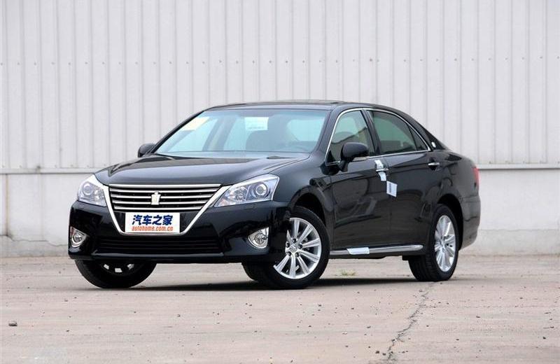 2012款V6 2.5 Royal 真皮版