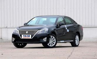 2012款V6 2.5 Royal 舒适版