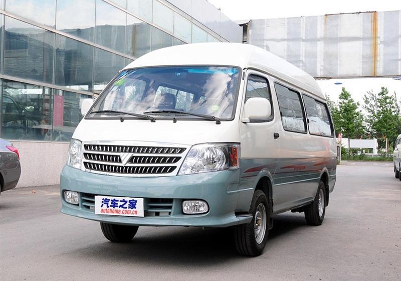 2012款2.8L快运经典型长轴版4JB1T