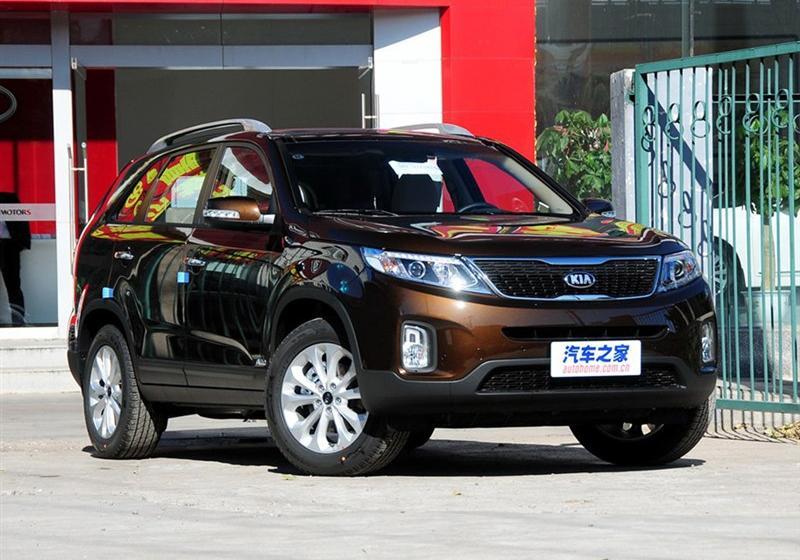 2013款2.4GDI 7座汽油至尊版 国V