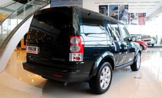 2013款3.0 SDV6 HSE 柴油版