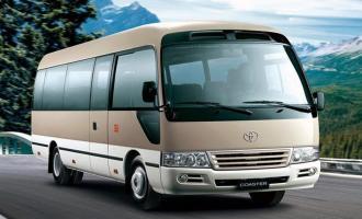 2013款2.7L汽油高级升级版 23座3TR