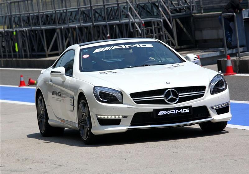 2013款SL63 AMG