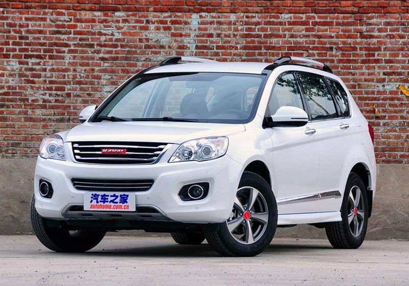 2014款升级版 2.0T 柴油 手动两驱尊贵型