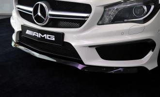 2014款CLA45 AMG 4MATIC