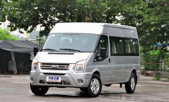 2013款2.4T柴油经济物流车短轴中顶国III