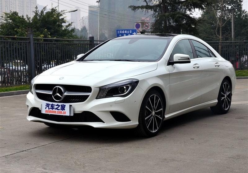 2015款CLA 200