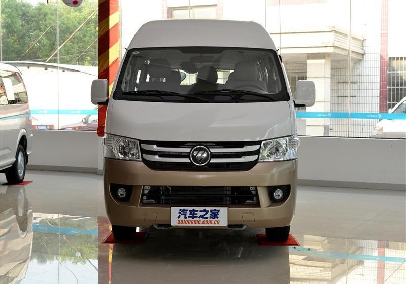 2015款2.8T商旅短轴平顶4JB1T