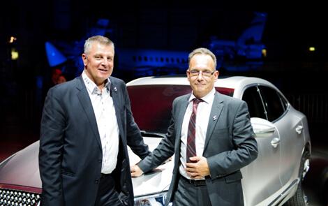 Thomas Anliker出任宝沃欧洲市场及销售副总裁