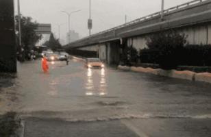请查收长安新CS75的雨季行车攻略