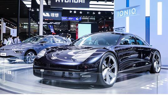 创新设计荣誉加持 现代汽车前瞻设计理念直指巅峰