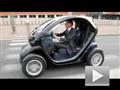 城市生活新概念!雷诺Twizy城市电动车