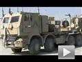 沙漠中的卫士 奔驰8X8军用卡车展示