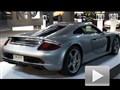 低调改装 保时捷Carrera GT街头秀声浪